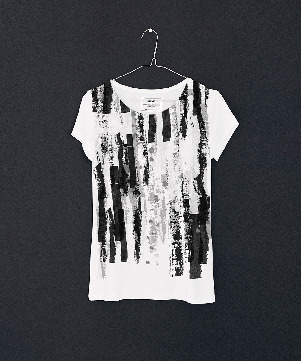 Kathmandu no.8 t-shirt - SELVA