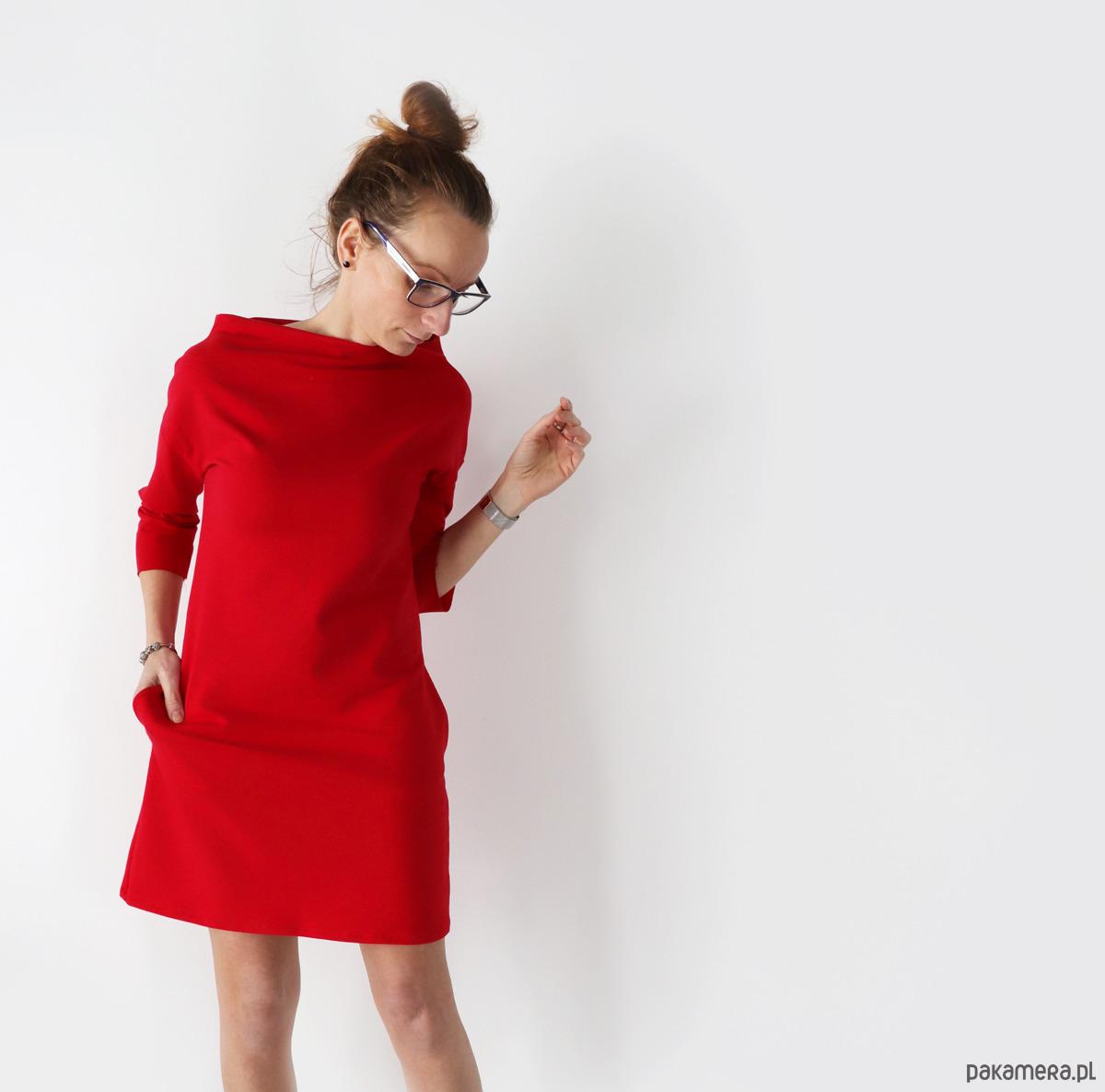 Czerwona N°25 - kolory