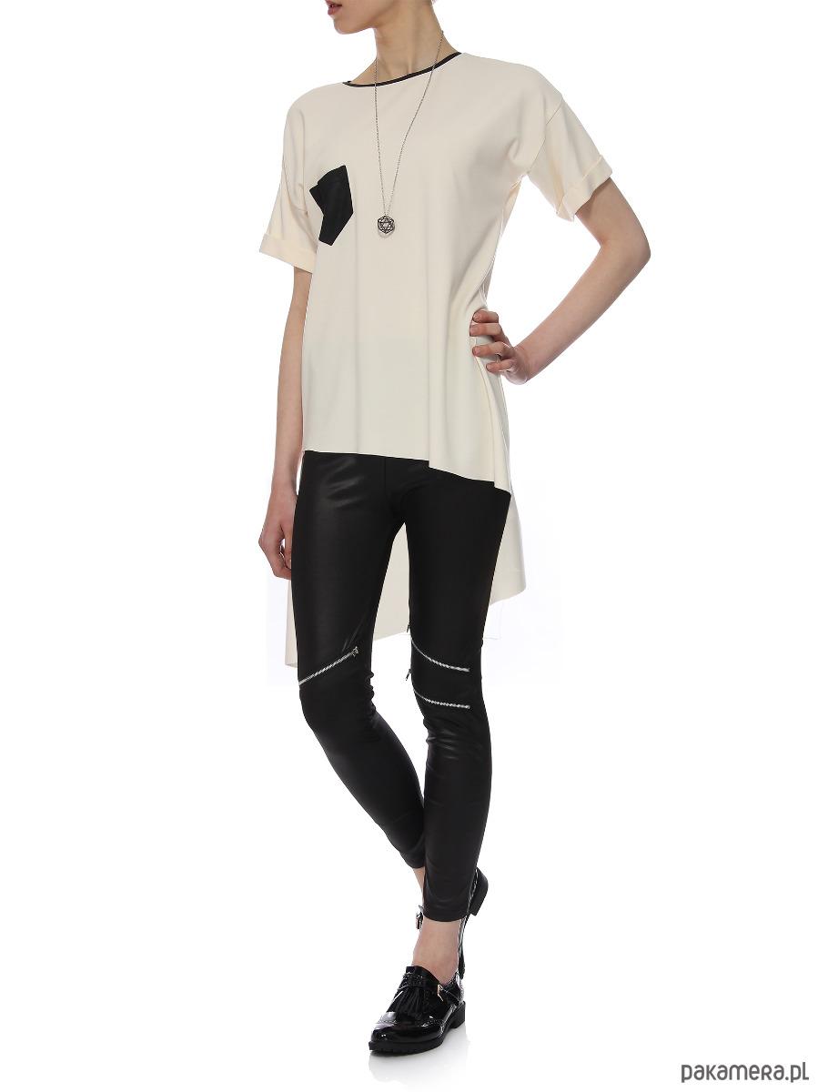 T-shirt ecru YY500089_RAL9016-9005