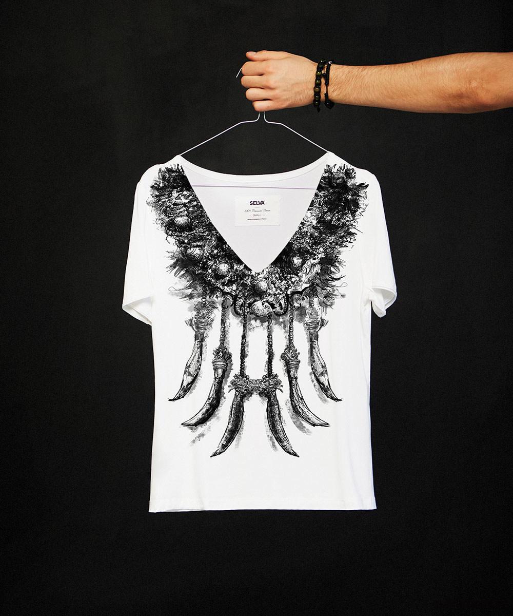 Iban no.5 T-shirt - SELVA