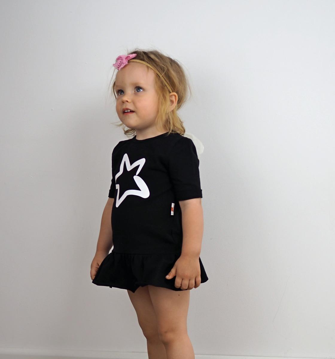 Tunika bawełniana dziewczynka