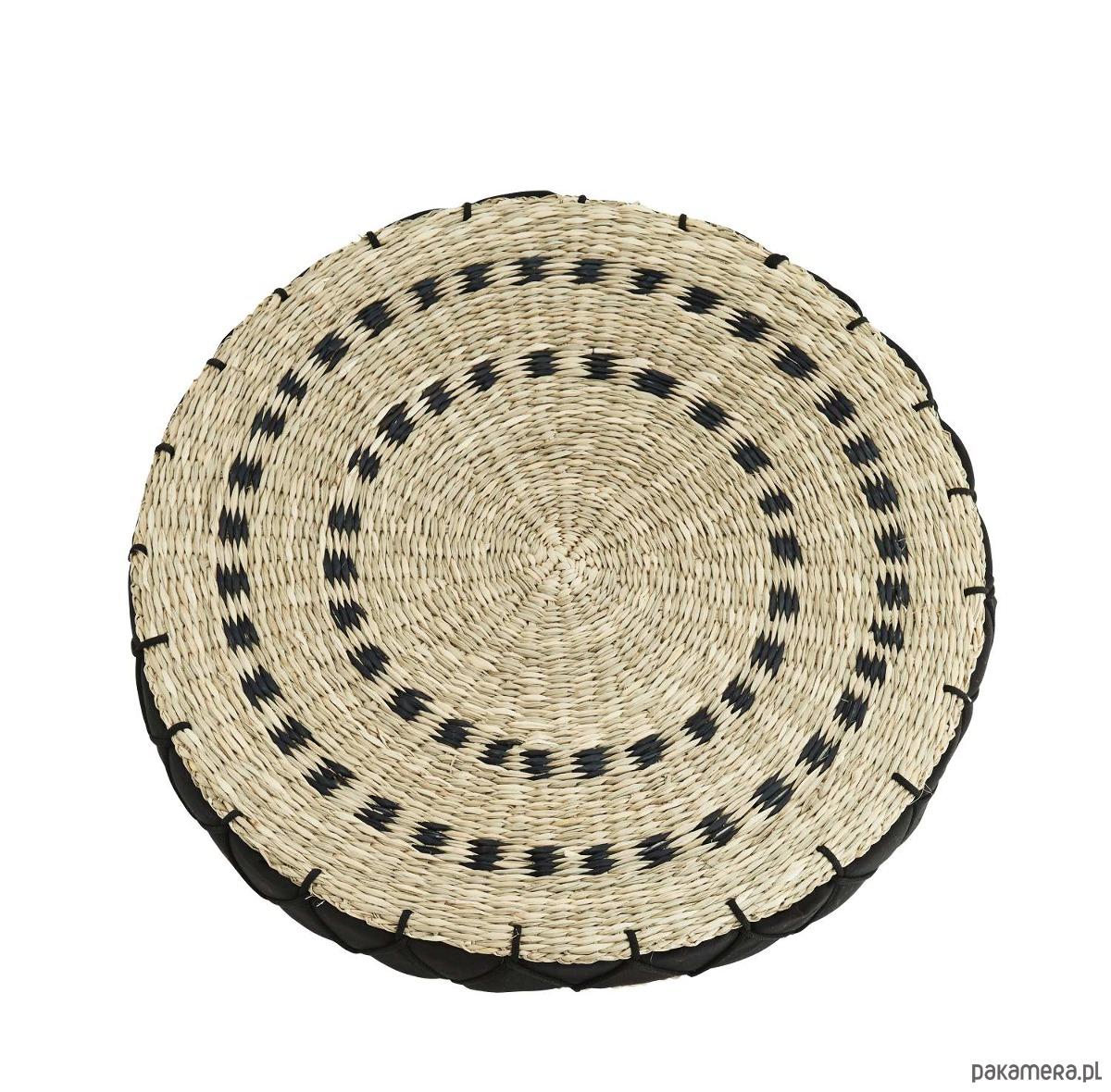 Poduszka Na Krzesło Ogrodowa Newark Okrągła Pakamerapl