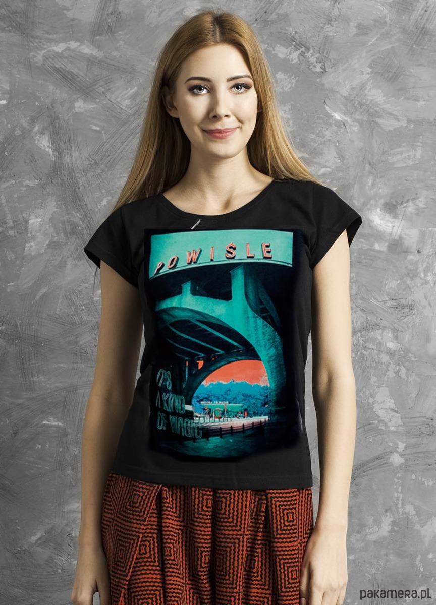 POWIŚLE T-shirt damski