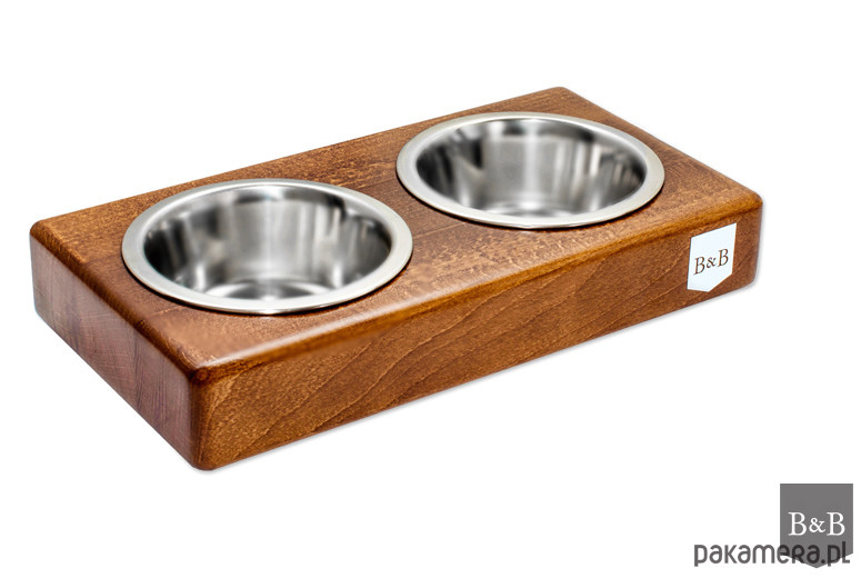 Miska dla psa Duo Amber M - dla zwierząt - inne - Pakamera.pl