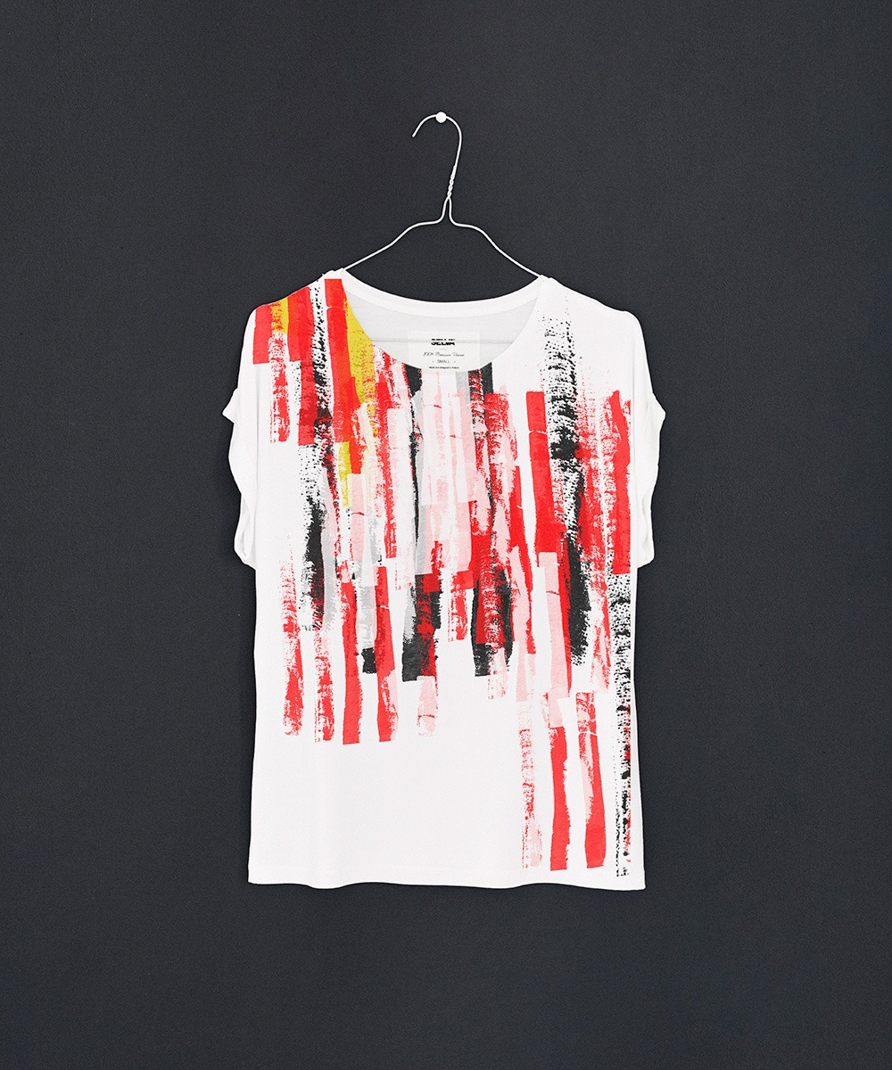 Kathmandu no.6 t-shirt - SELVA