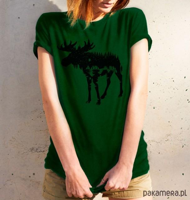 Koszulka damska - ŁOŚ