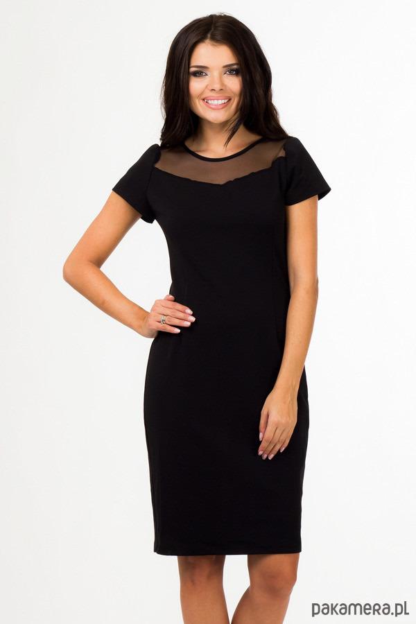 Bardzo elegancka klasyczna sukienka