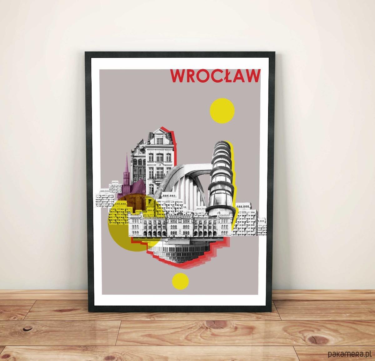 Plakat Wrocław Pakamerapl