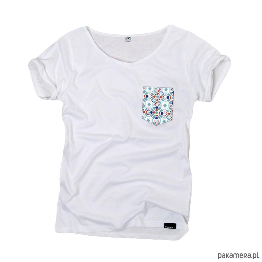 blue'ish - organic t-shirt