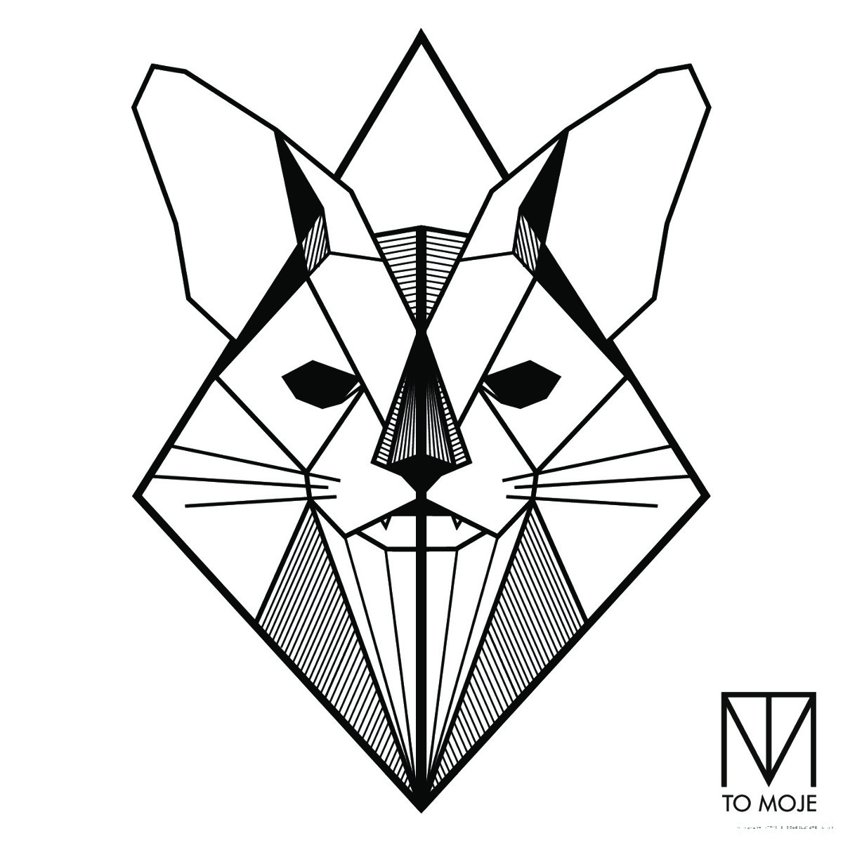 Tatuaż Zmywalny Kot Pakamerapl