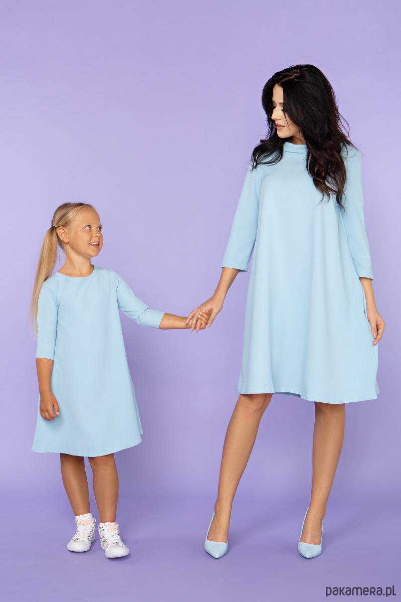 Komplet dla mamy i córki, sukienki, model 24_4