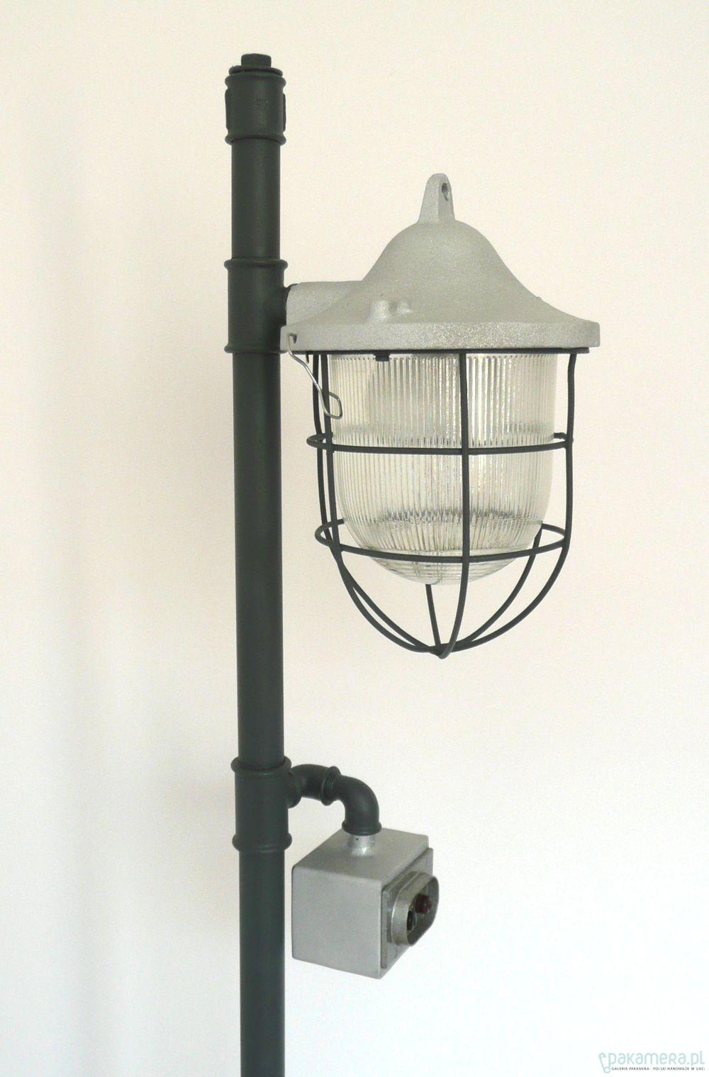 Lampa Industrialna S M Art Lampy Inne Pakamera Pl