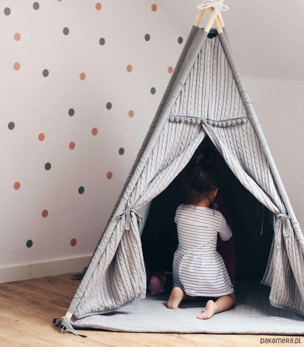 Namiot tipi dla dzieci | Blog o wnętrzach, designie i