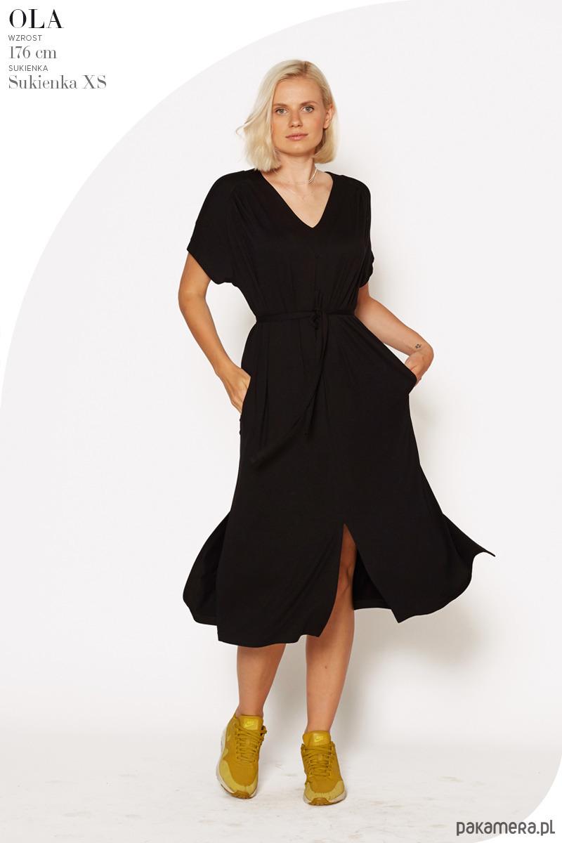 Sukienka Geek Dress black