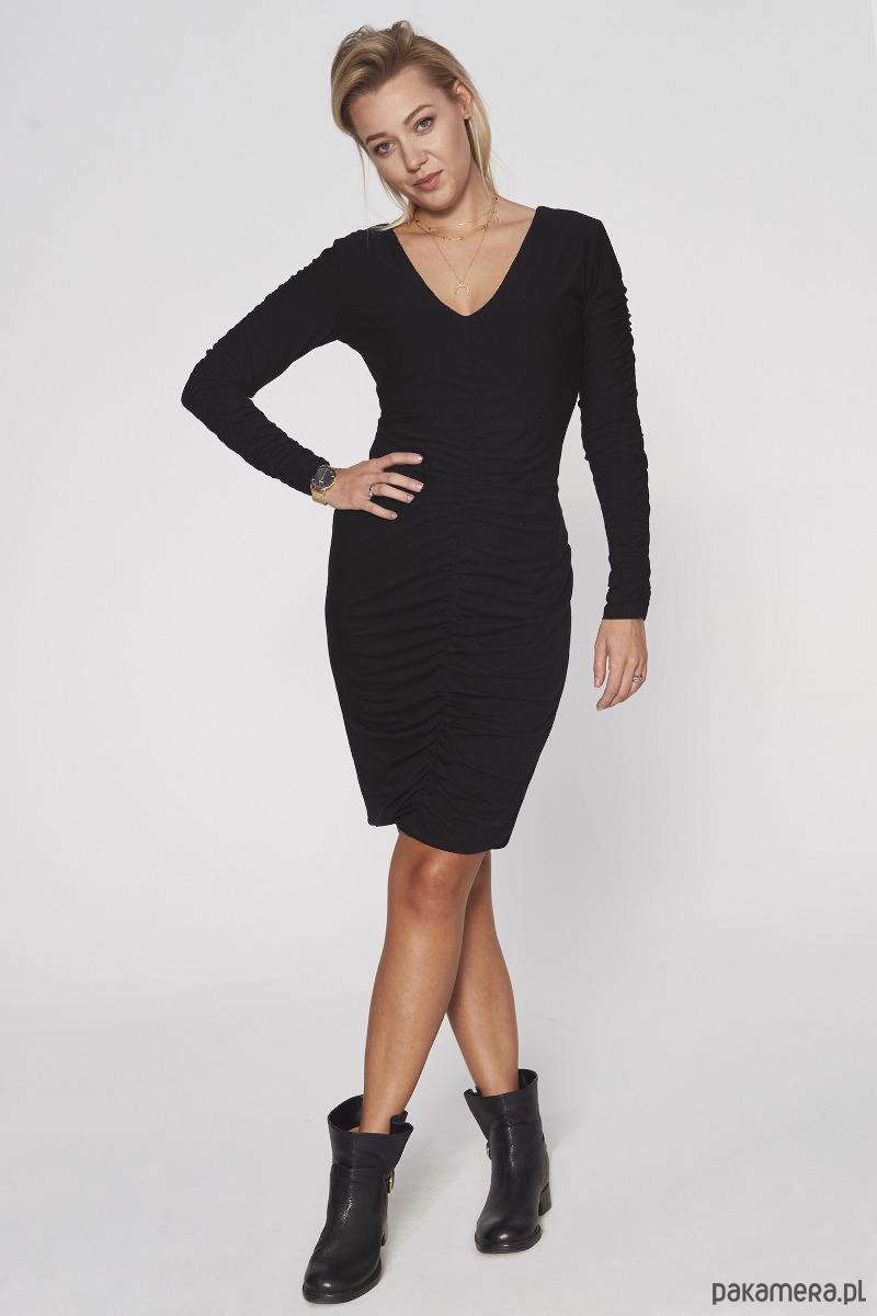 sukienka MALENA black