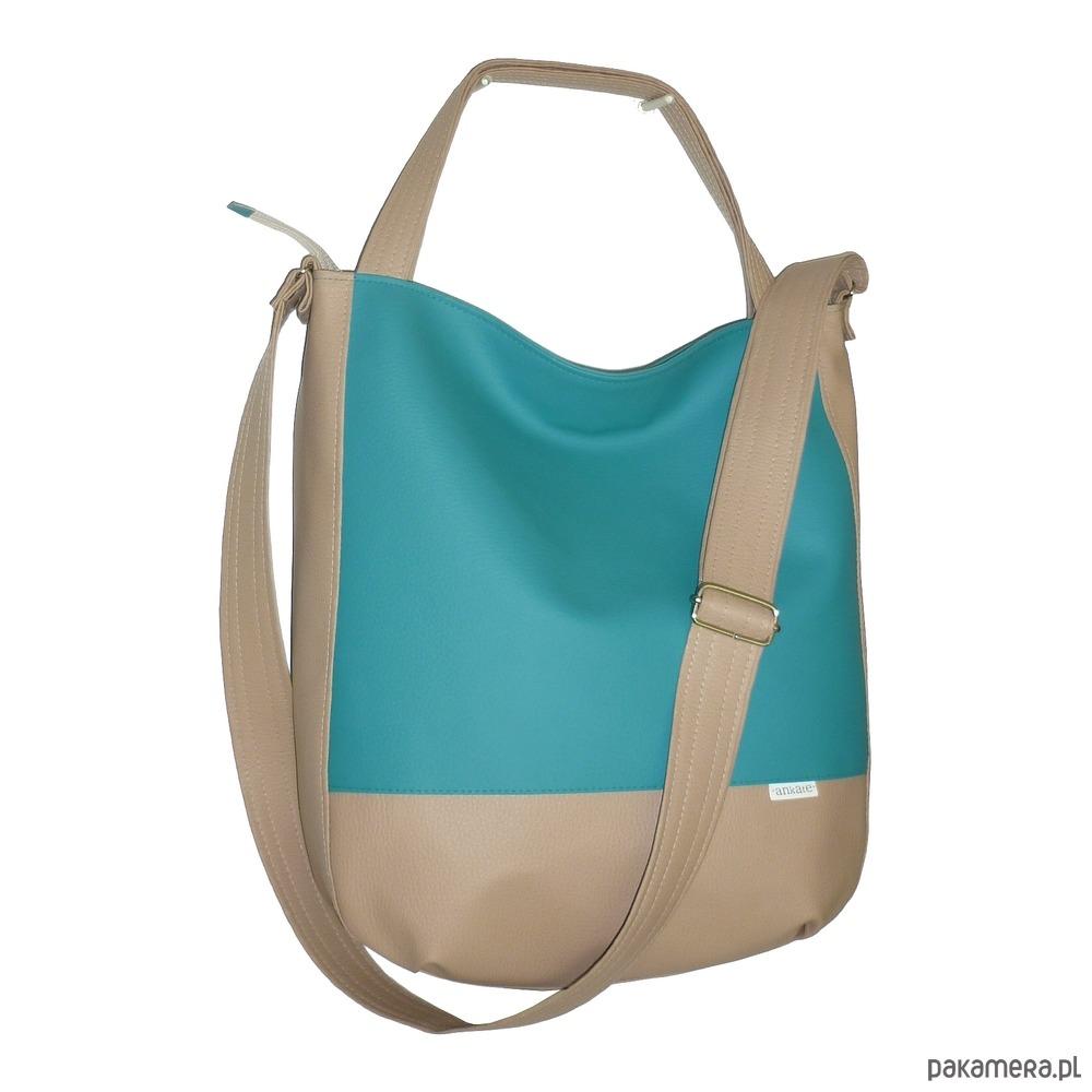 22455e4f2f9f4 torby na ramię - damskie-sportowa torba listonoszka
