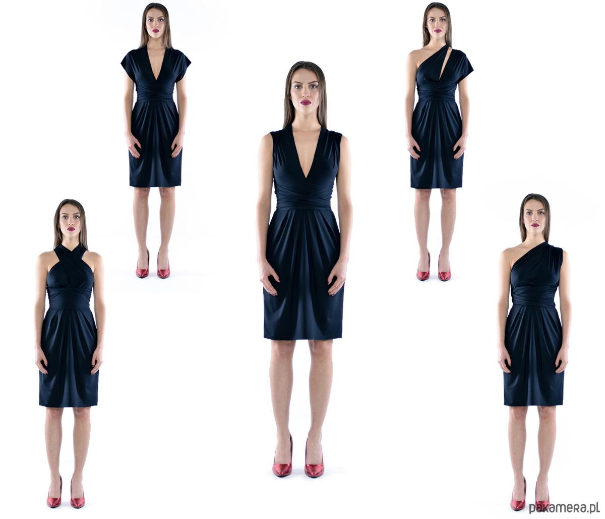 Multistylizacyjna sukienka - creative dress