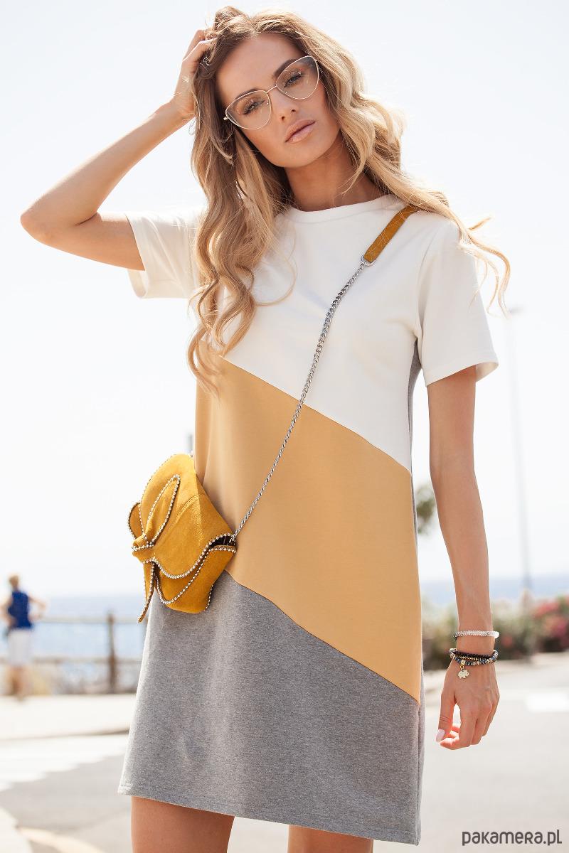 Elegancka sukienka na lato