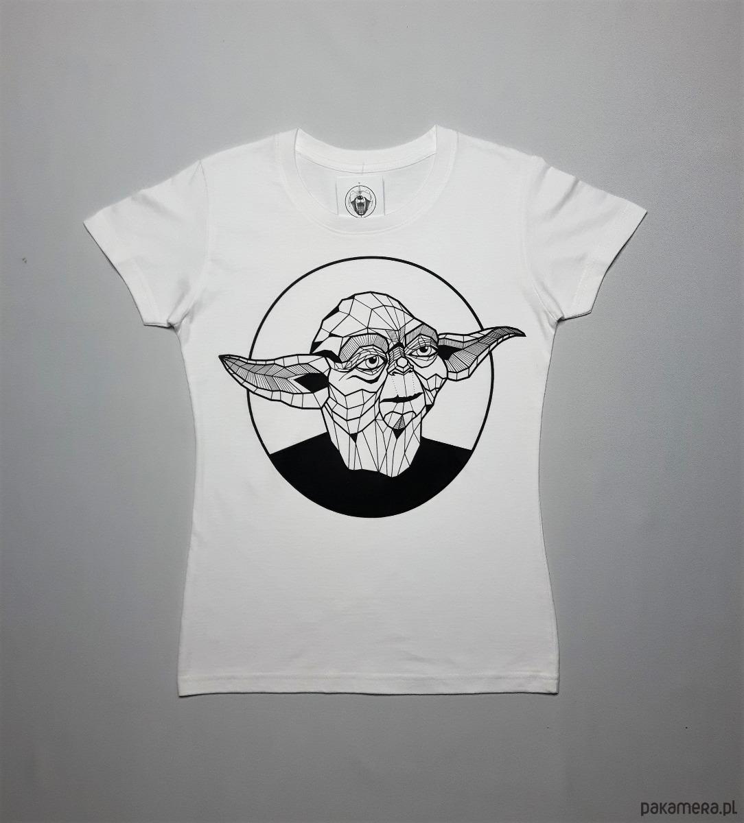 koszulka damska biała Mistrz