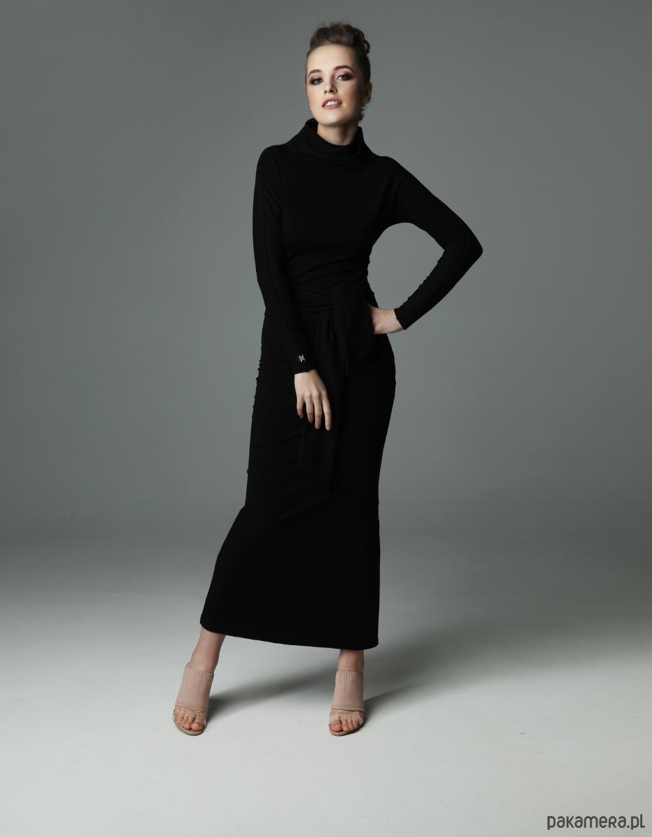 Sukienka STATUE OF MADNEZZ - czarna