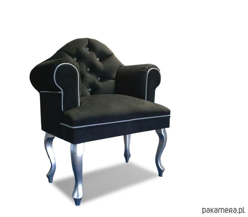 Fotel do toaletki Glamour - 2048170
