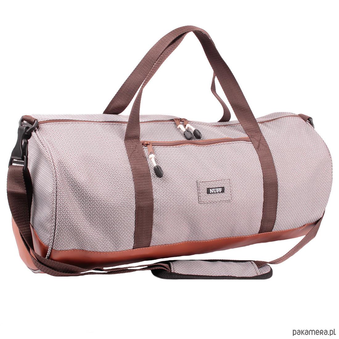 5d0ae3ee96bbc torby podróżne-Torba Sportowa podróżna Nuff Duffel bag