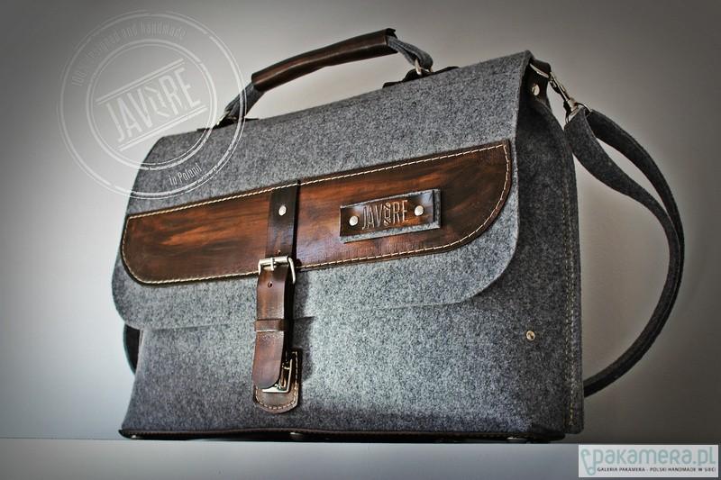 3d9c10f15986a akcesoria - torby i nerki - męskie-Torba na laptopa
