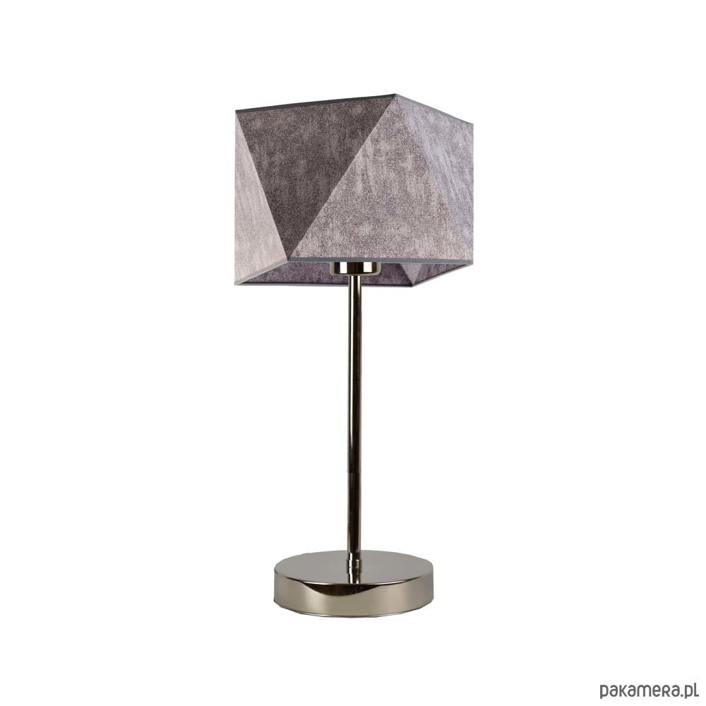 Lampa Do Sypialni Wuhu Szary Melanż Pakamerapl