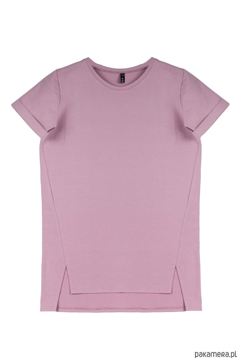 Tshirt BASIC różowy