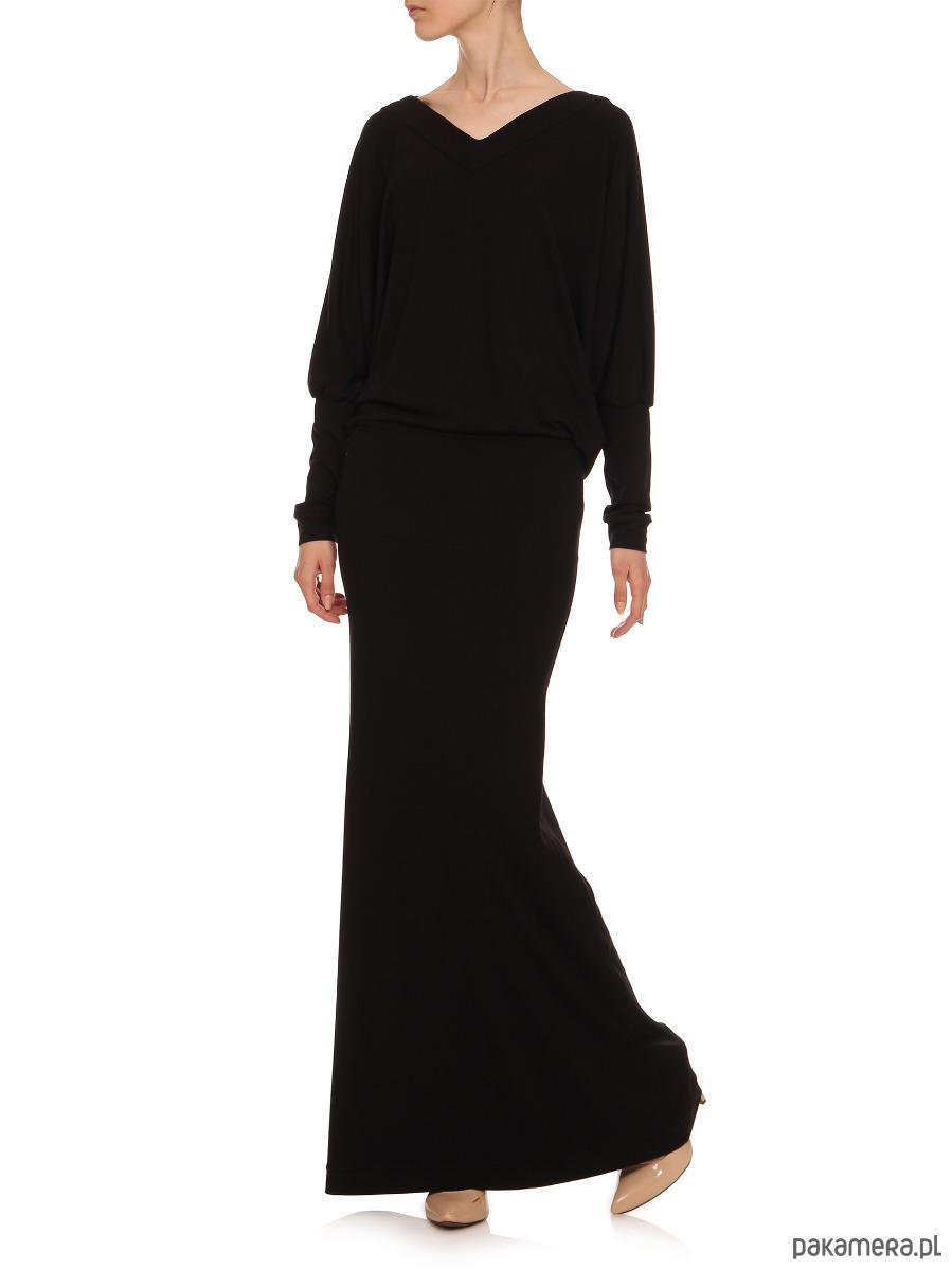 Suknia czarna YY300035_RAL9005