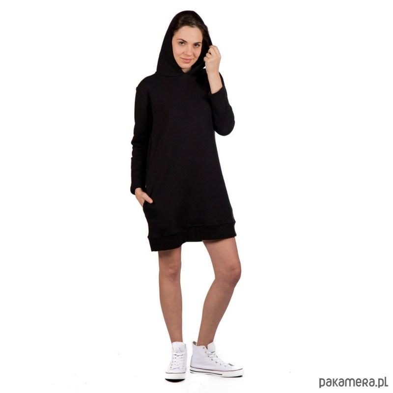 Riffy wegańska i ekologiczna sukienka damska