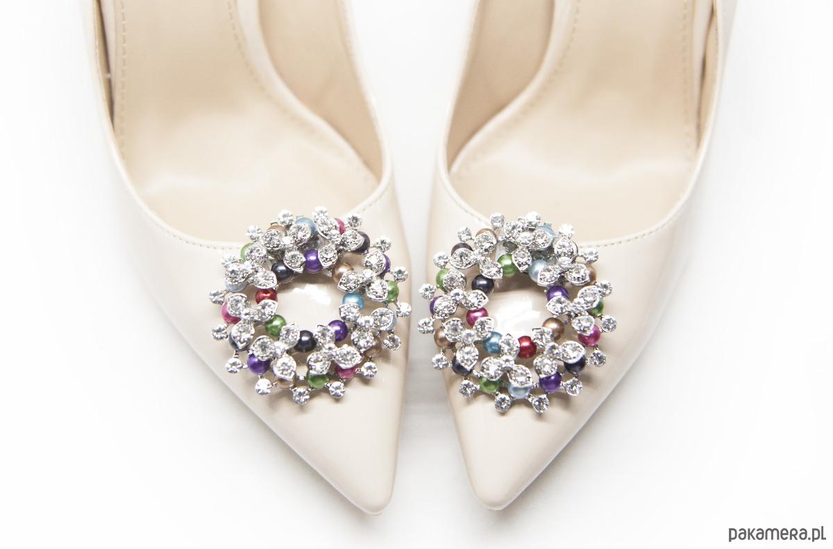 b5140e27f buty - klipsy do butów-Kolorowe Ozdoby Biżutery- Klipsy do butów Mififi ...