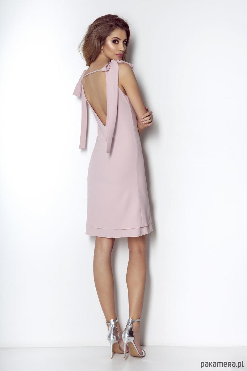 Sukienka Kate-różowa