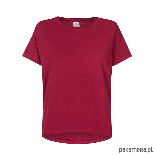 T-shirt basic BORDO