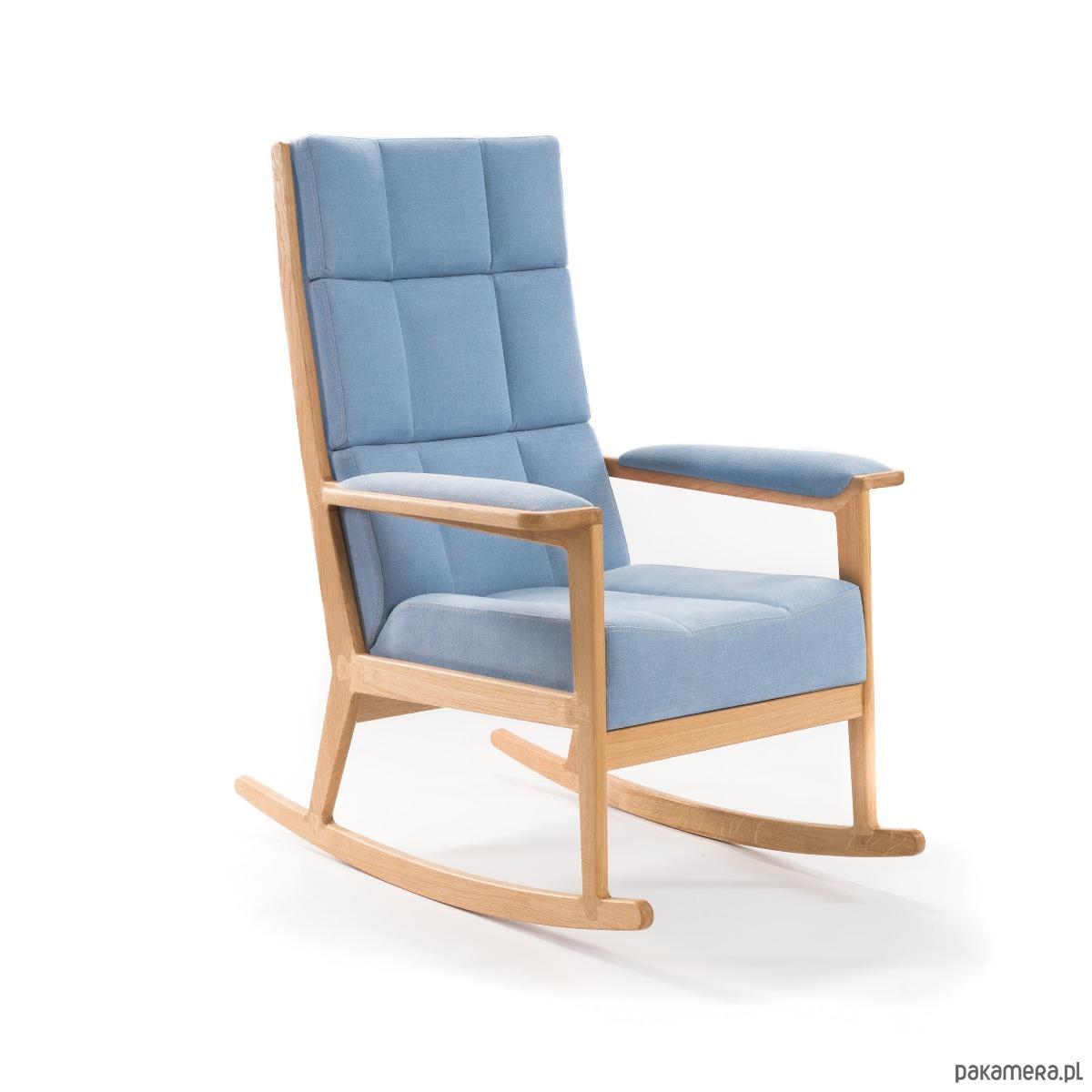 Lili Fotel Bujany Chambray Blue Meble Fotele Pakamerapl