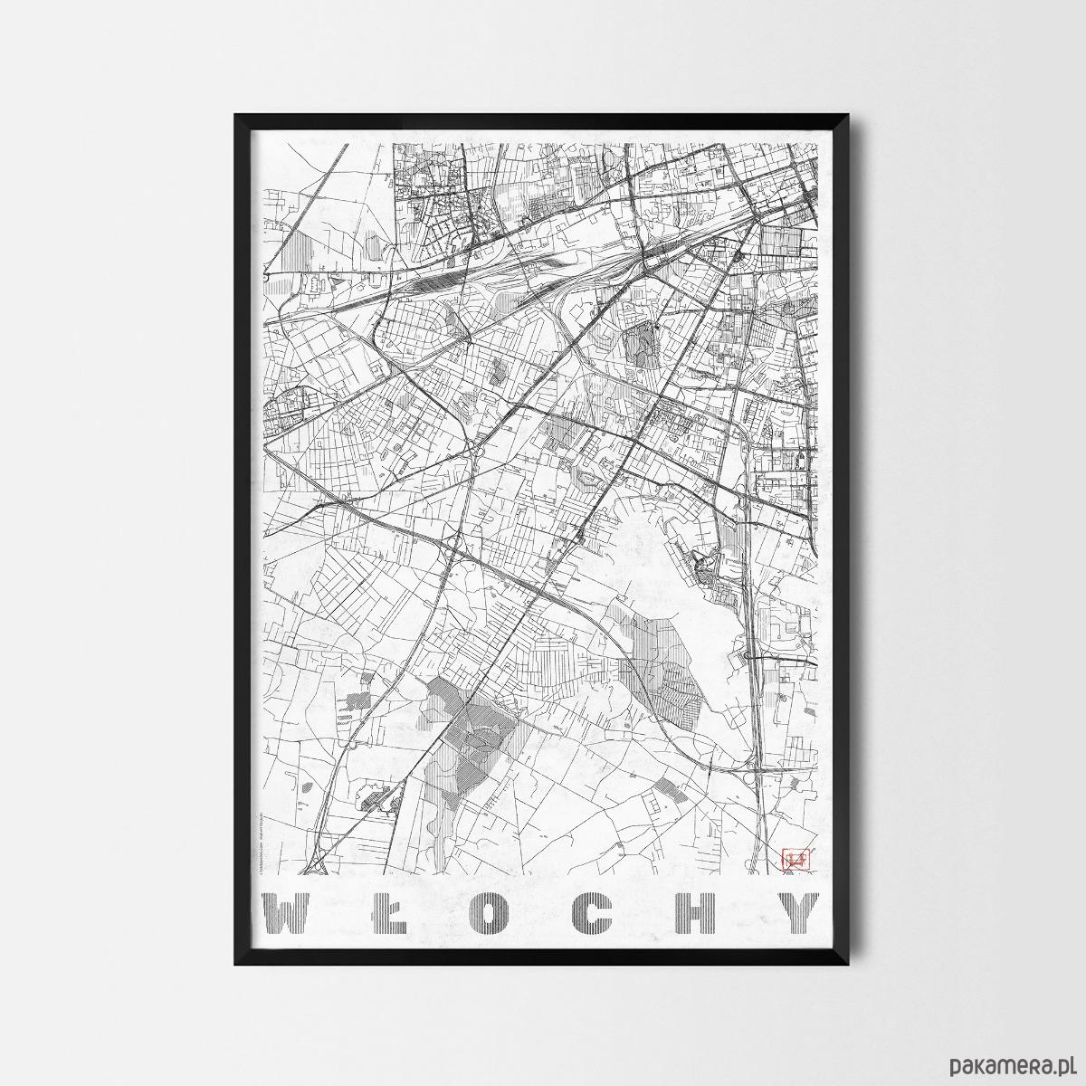 03fdac7bca Plakat Włochy - CityArtPosters - plakaty - Pakamera.pl