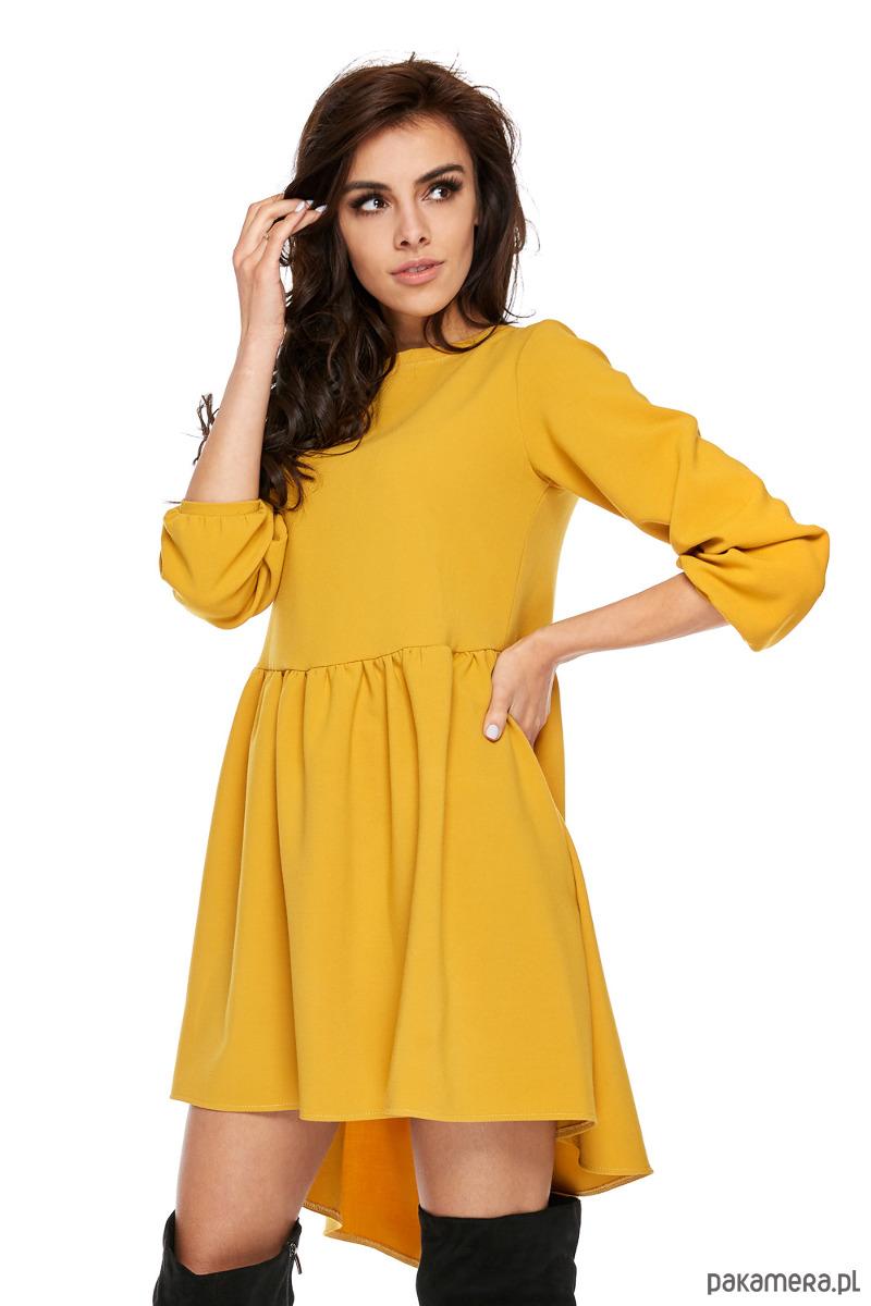 Sukienka Malwa Yellow