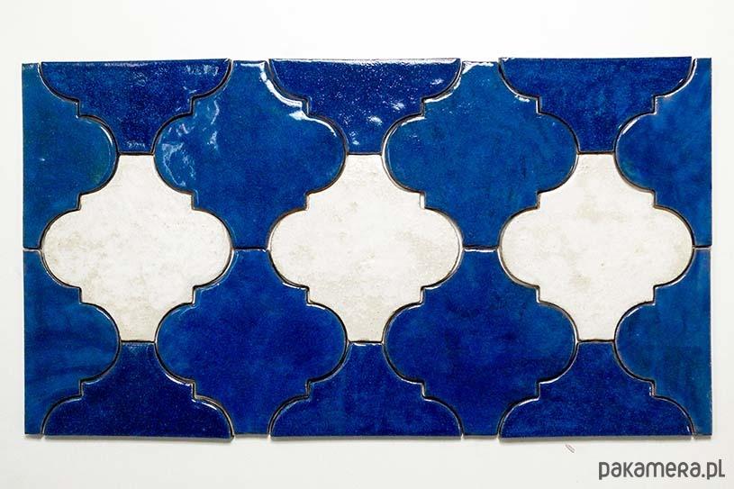 Arabeska Mozaika Plytki Ceramiczne Kafelki Kafle Panele