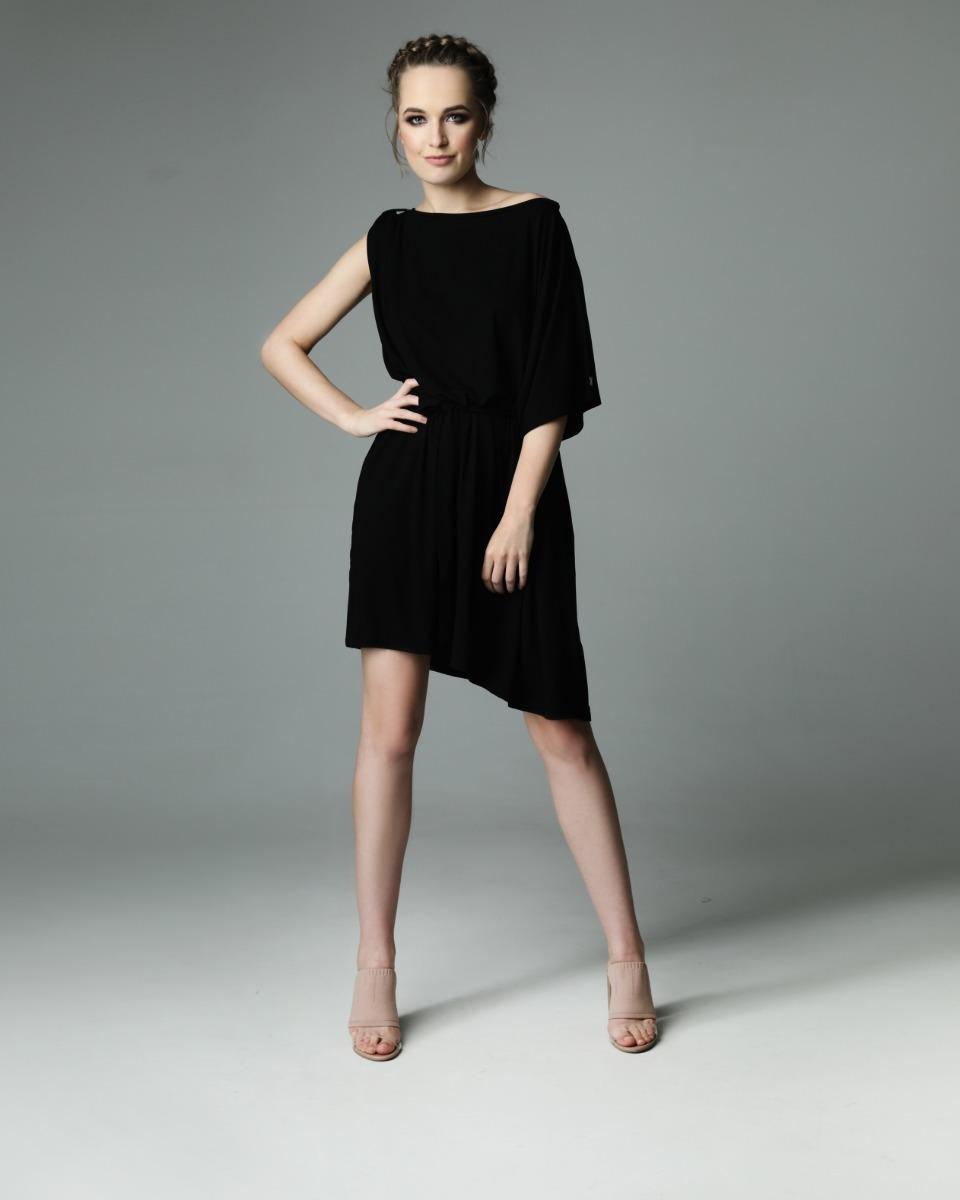 Sukienka Dirty Valerie - czarna