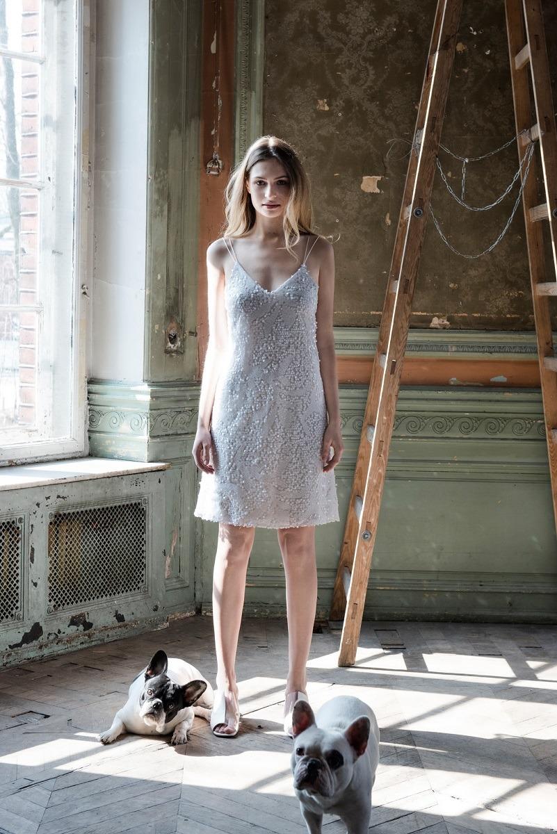 Sukienka cekinowa