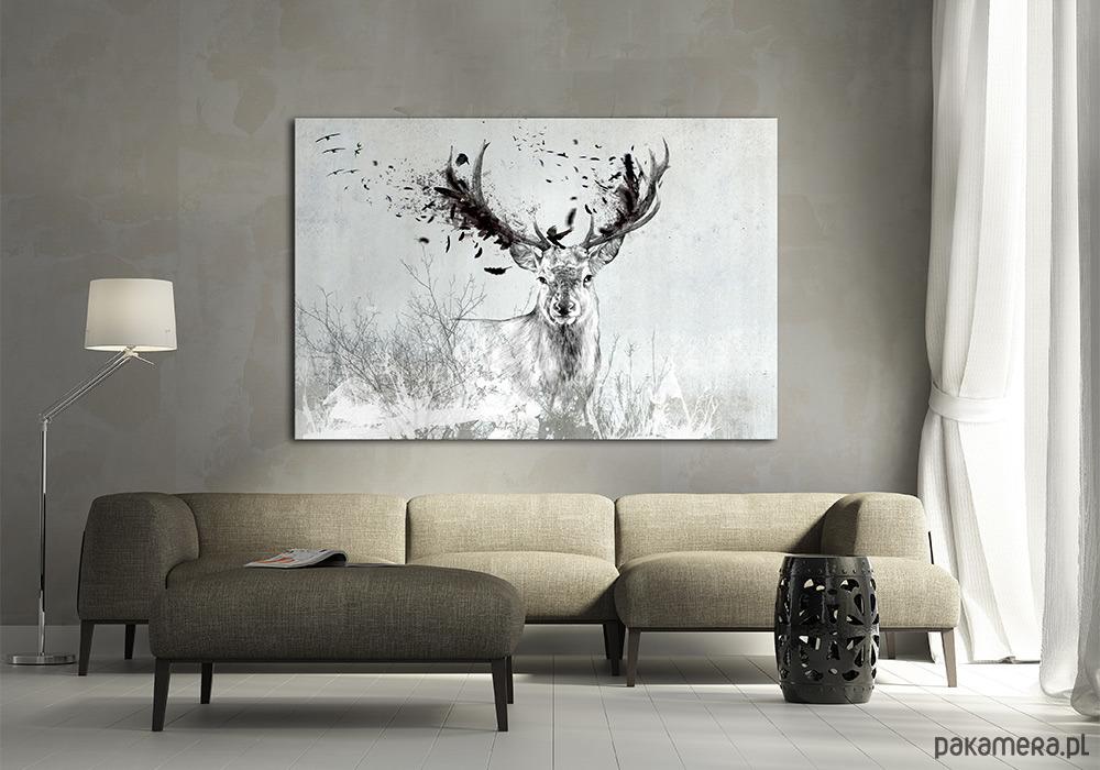 Obraz Na Płótnie 120x80cm Przemijanie Pakamerapl