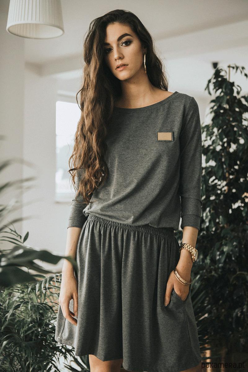 Sukienka z kieszeniami 'BONDI'