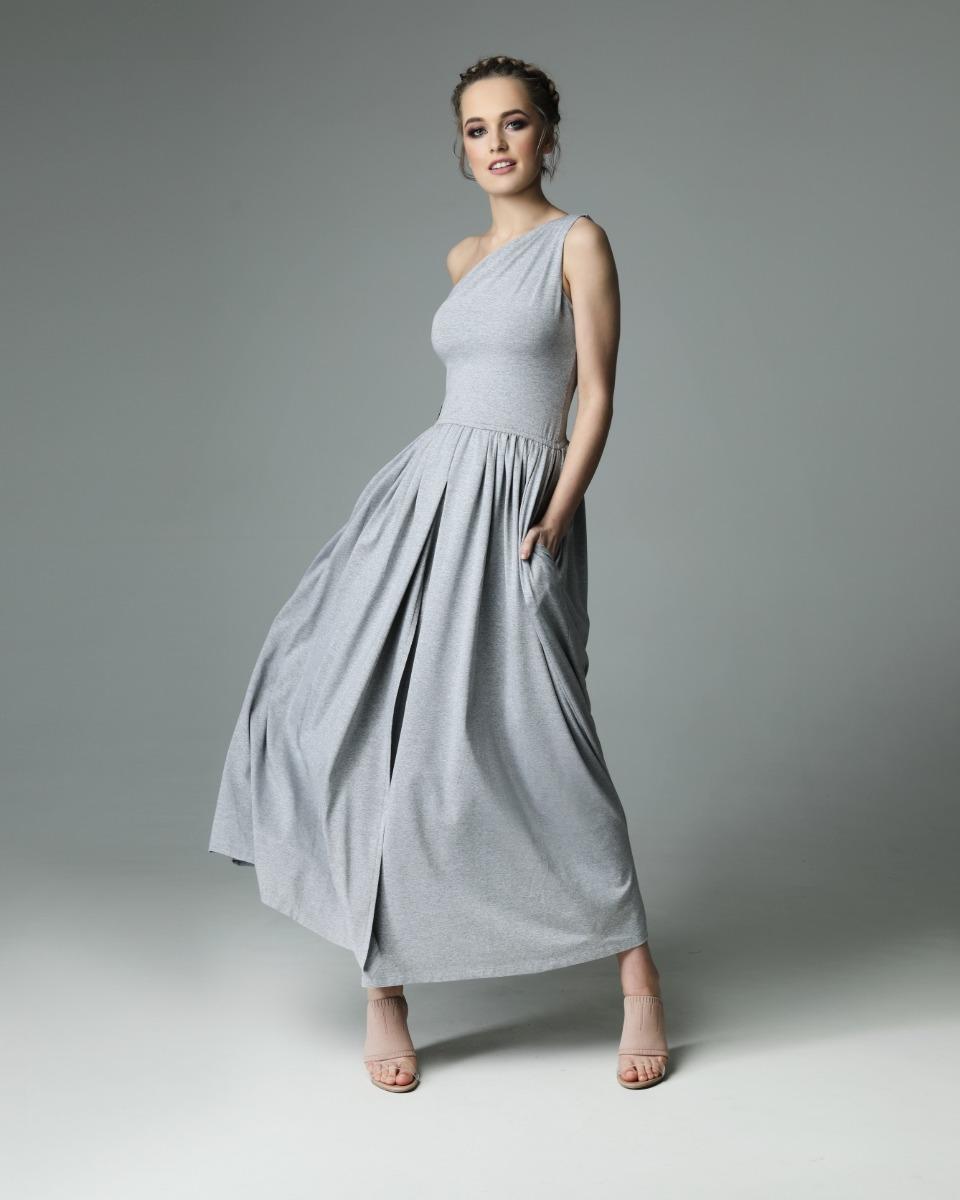 Sukienka Erin Wild - szara