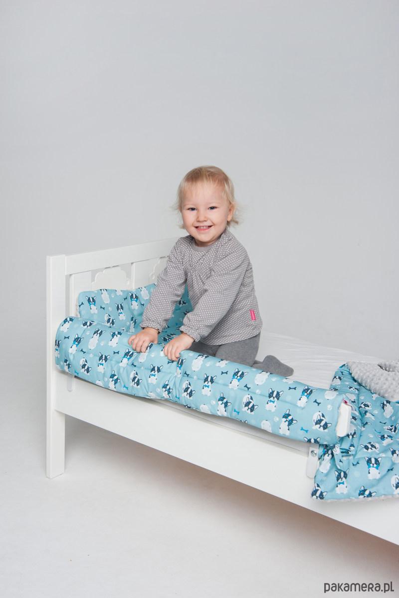 Ochraniacz Do łóżka Ikea Buldożki Pakamerapl