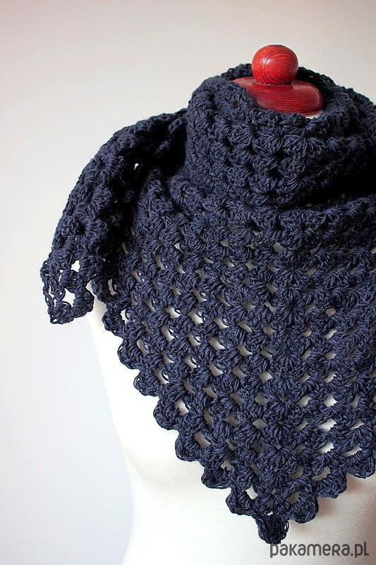 Chusty na drutach ręcznie robione chusty wiosenne, szale