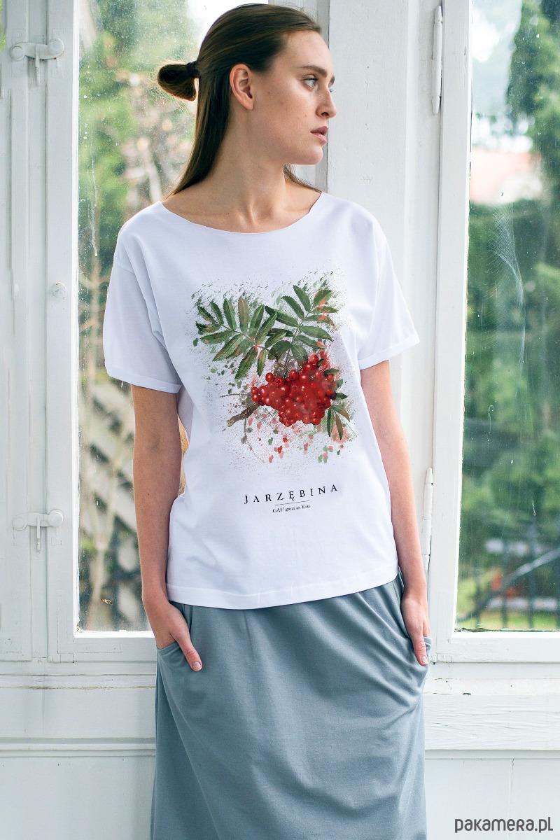 JARZĘBINA Oversize T-shirt