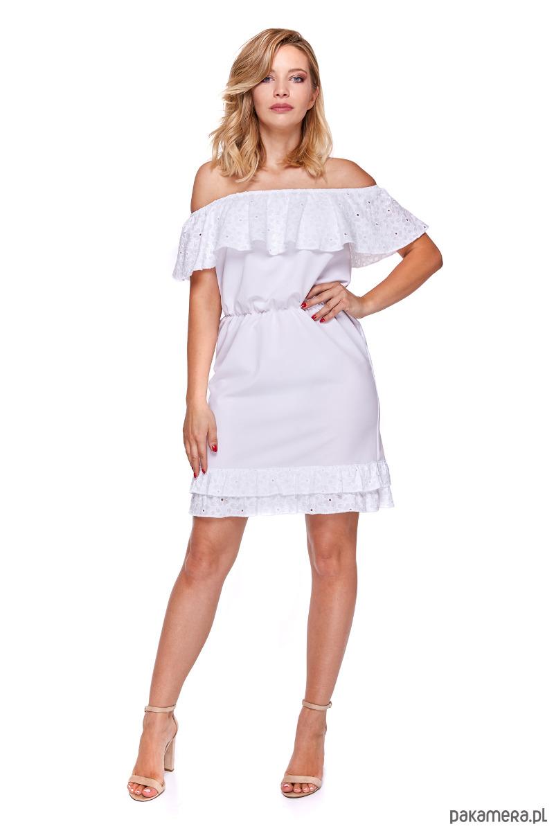 Sukienka Damska w stylu BOHO LM15