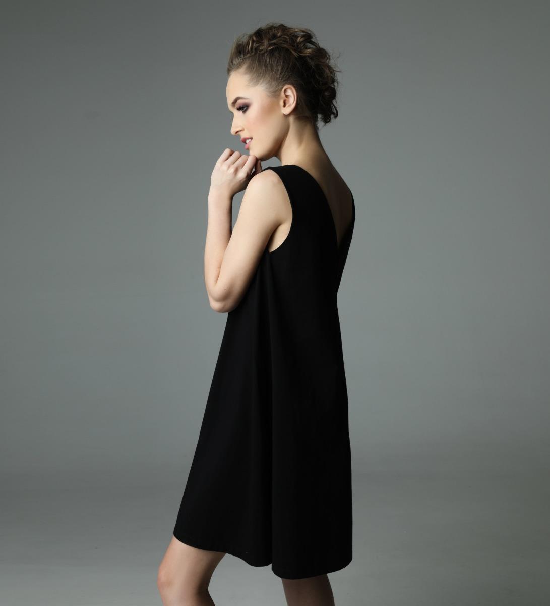 Sukienka Summer Gal - czarna