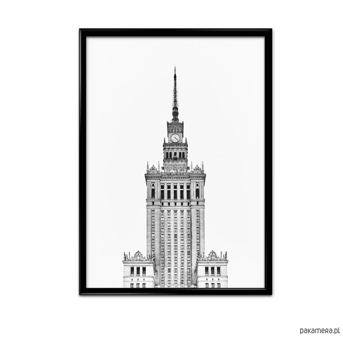 Warszawa Plakat Pakamerapl
