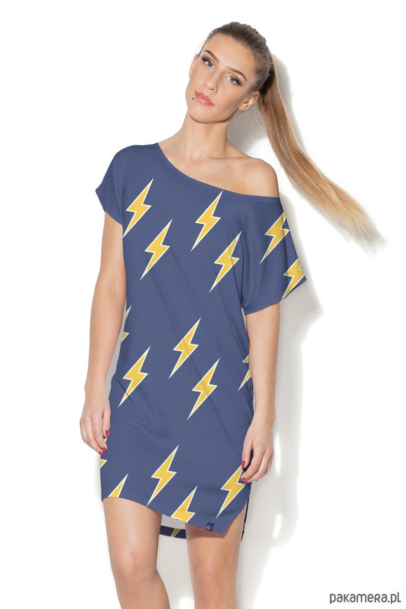 Sukienka mini cp-029w113